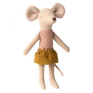 Grote zus muis in luciferdoosje Maileg