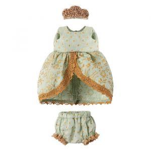 Prinsessenkleding mint (micro) Maileg