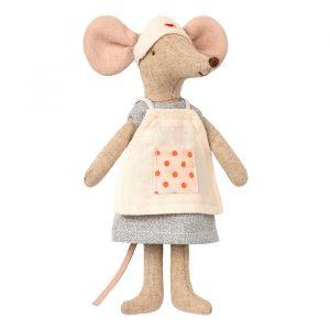 Verpleegsterkleding voor moedermuis Maileg