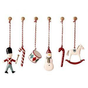 Kersthangers Classic in geschenkdoosje (6st) Maileg