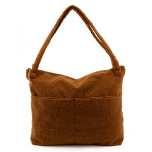Lifestyle bag teddy caramel Nanami