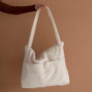 Lifestyle bag teddy off white Nanami