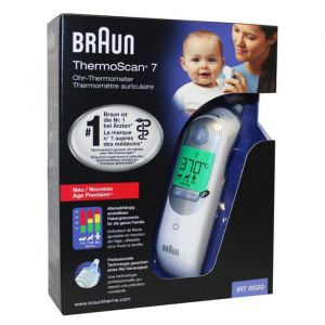 Braun oorthermometer Thermoscan Luxe IRT6520