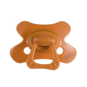 Speen Pure naturel/pumpkin geel (12+ maanden) Difrax