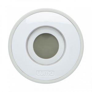 Bad thermometer digitaal light grey Luma