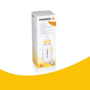 Medela moedermelkflesje 250ml met Medium Flow speen
