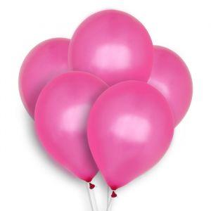 Ballonnen fuchsia (10st) Perfect basic House of Gia