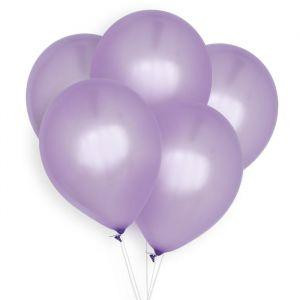 Ballonnen lila (10st) Perfect Basics House of Gia
