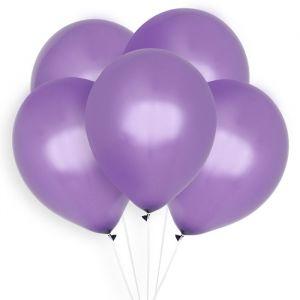 Ballonnen paars (10st) perfect basics House of Gia