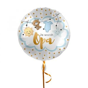 Folieballon Je wordt opa