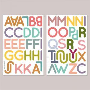 Magneten Letters Ma Cabane à Rêves
