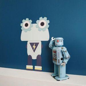Magneten Robot Ma Cabane à Rêves