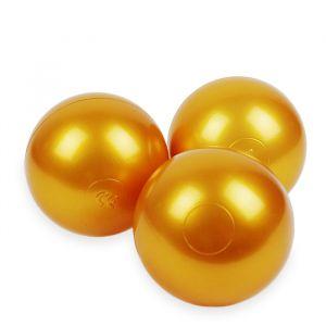 Ballenset ballenbak goud (50st) Moje