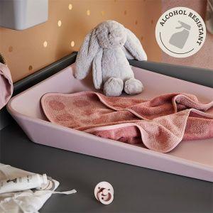 Aankleedkussen Matty soft pink Leander
