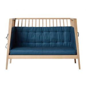 Kussenset Sofa Leander Linea dark blue