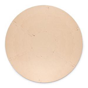 Speelmat foam rond soft beige That's Mine