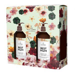 The Gift Label Best Mum Gift Box