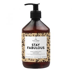 Handzeep Stay Fabulous (500ml) The Gift Label
