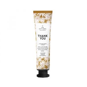 Lipbalsem tube Thank You (15ml) The Gift Label