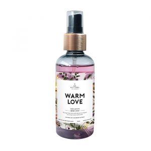 Body mist Warm Love (100ml) The Gift Label