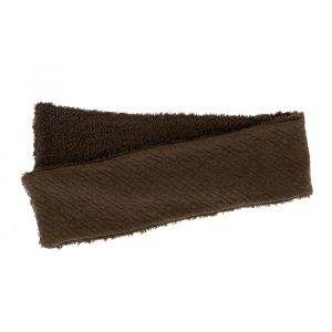 Sjaal Quilt Brown Riffle Amsterdam