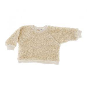 Trui Mayra Cotton Fur Off White Riffle Amsterdam
