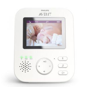 Philips Avent babyfoon met camera SCD835/26