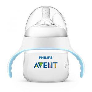 Philips Avent Natural fles/overgangsbeker 4+ mnd SCF262/06