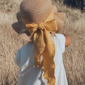 Zonnehoed Straw Peanut (2-9 jaar) Mrs. Ertha