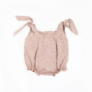 Bodysuit Posy Blush (maat 6-12 maanden) Mrs. Ertha