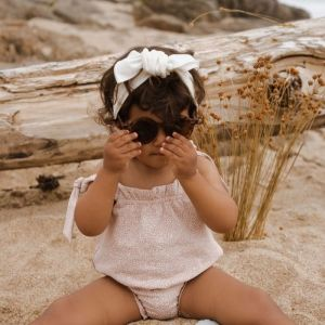 Bodysuit Posy Blush (maat 0-6 maanden) Mrs. Ertha