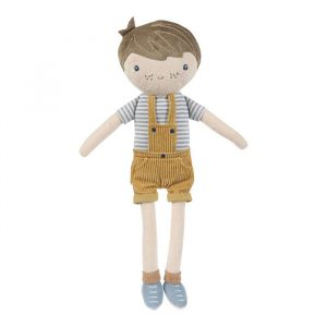 Pop jongen 35cm Little Dutch