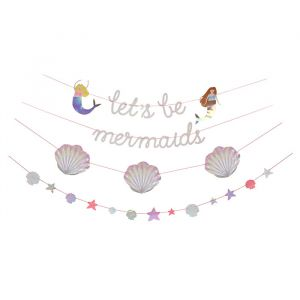 Slinger Let's be Mermaids Meri Meri