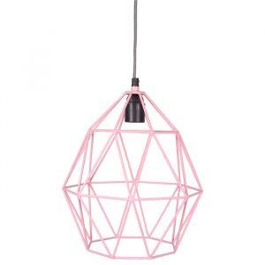 Draadlamp roze Kidsdepot