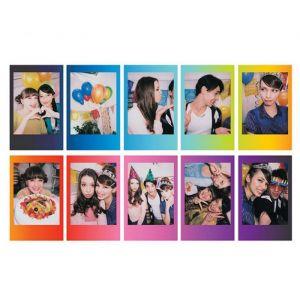 Instax Mini rainbow film (10st)