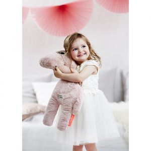 Grote knuffel Raffi roze Done By Deer