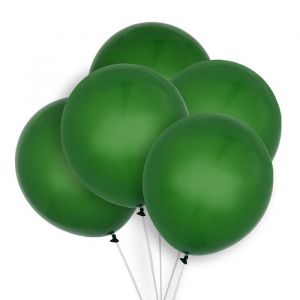 Ballonnen donkergroen Perfect Basics (10st) House of Gia