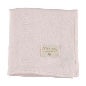 Hydrofiele doeken New Pink (3st) Nobodinoz