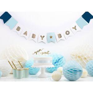 Slinger Baby Boy blauw