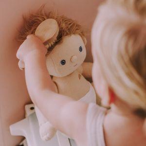 Dinkum Doll Pumpkin Olli Ella