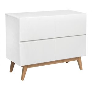 Commode Trendy wit Quax