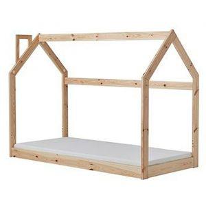 Éénpersoonsbed Bed my Home 90x200cm Quax