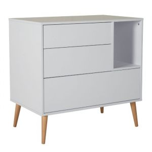 Commode Cocoon Ice White Quax