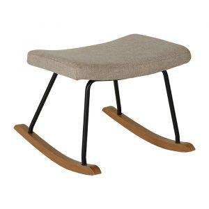 Voetenbankje schommelstoel De Luxe Clay (adult) Quax