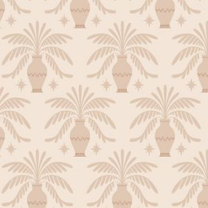 Behang Palm Spring May & Fay