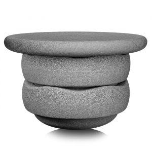 Stapelstein balance set grijs (3st)