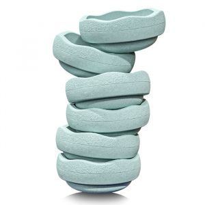 Stapelstein balance set Ocean mint basic (6st)
