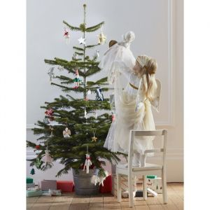 Kersthanger kat Meri Meri