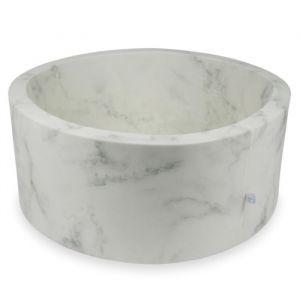 Ballenbadhoes 90x40 marble Moje