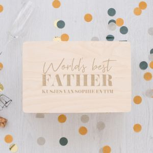 Memorybox world's best father